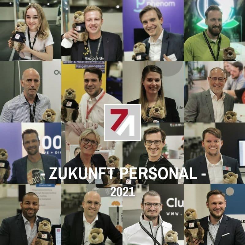 Aussteller Zukunft Personal 2021